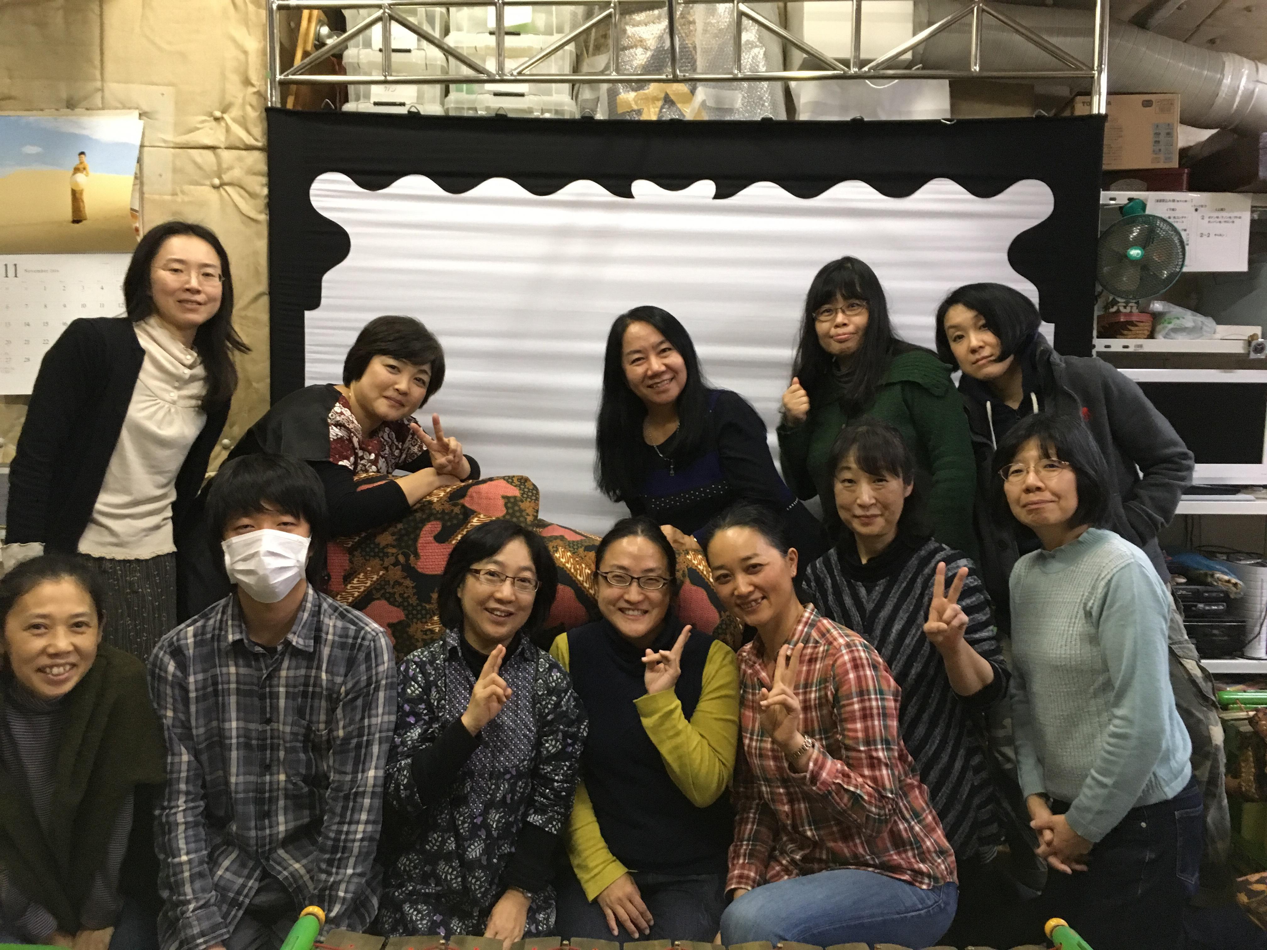 11月19日の練習 – ランバンサリ...