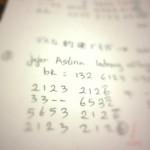 12/5 ワヤン練習